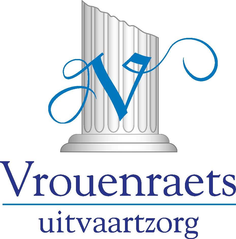 Logo vrouenraets uitvaartzorg CMYK